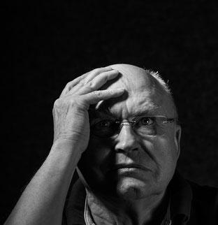 Vorlage: Picasso von Arnold Newman