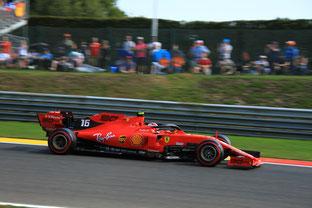 Formel 1 GP Spa (B) 2019
