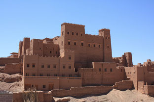 voyage trekking désert maroc
