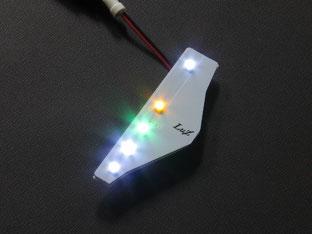 NL-217 LEDシフトポジション