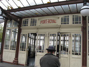 Bahnhof Port Royal