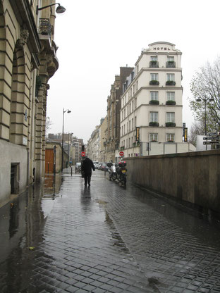 Rue Barbusse Paris