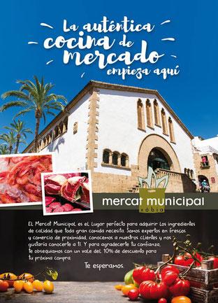 Mercat Municipal en Javea
