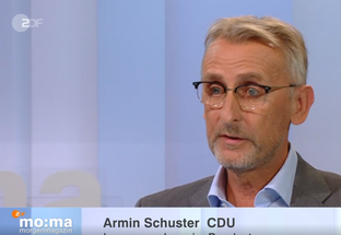 Screenshot ZDF-Morgenmagazin 8.10.2019