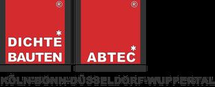 Logo Abtec / Dichte Bauten Köln Bonn düsseldorf Wuppertal