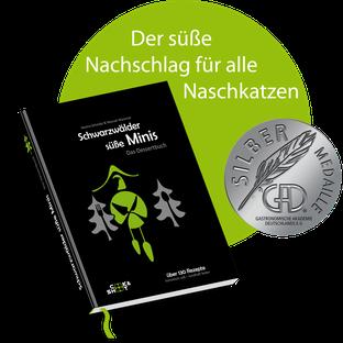 Schwarzwälder süße Minis Das Dessertbuch