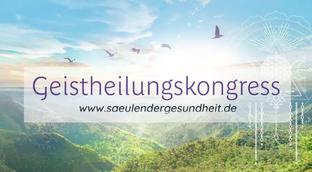 Erste Online Geistheilungskongress 2020, Säulen der Gesundheit, Iveta Methfessel