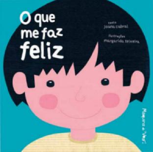 Kinderbuch auf portugiesisch - O que me faz feliz