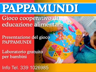 Pappamundi gioco per bambini, Trieste Fondazione ELIC