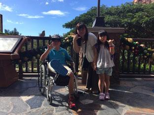ハワイ オアフ島 アウラニ空港送迎 ワイキキ空港送迎 専用車での貸切観光 チャーター 日本語タクシー
