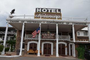 """""""El Ranco""""-Hotel in Gallup"""