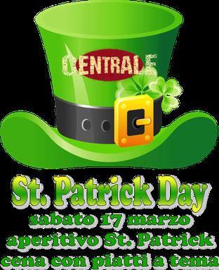 St. Patrick Day al centrale