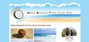 Lieblingsblog, Reiseblog, Lifetravellerz, coconut-sports, luigiontour