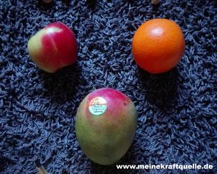 Obst und Gemüse im Alltag, gesünder ernähren, Kraftquelle