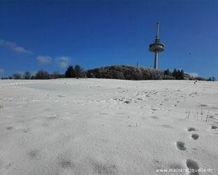 Ausflug im Winter, Hessen im Winter, Ausflug mit Kindern, Ausflug in Hessen, Kraftquelle, Schnee in Hessen