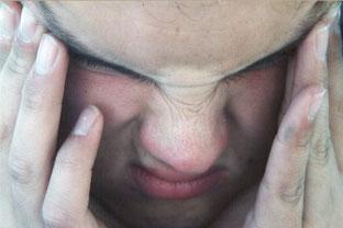 mal de tête céphalée migraine shiatsu toulouse
