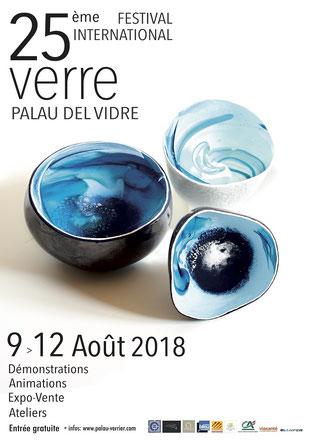 Festival du verre Palau Del Vidre
