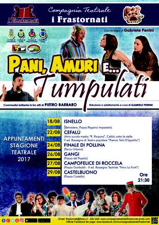 Pani, Amuri e...tumpulati - Compagnia Teatrale i Frastornati