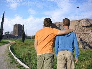 OmoGirando la Torre di Mezzavia