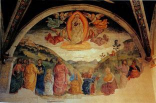 OmoGirando San Giovanni Evangelista a Tivoli