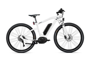 BMW Cruise e-Bike 2016