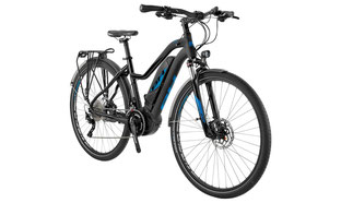BH emotion Rebel Lynx 5.5 e-Mountainbike 2017