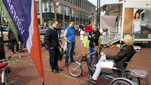e-Bikes in Kleve: Elektromobilität und Umweltschutz