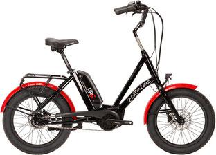 Corratec Life S Kompakt, Falt- und Klapprad e-Bike 2019