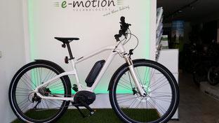 e-motion e-Bike Welt Frankfurt 2016er BMW e-Bike ist eingetroffen