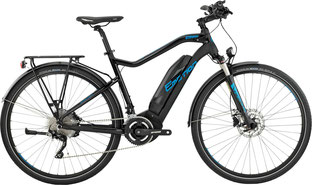 BH Bikes Rebel Lynx 5.5 27,5 Plus Lite e-Mountainbike 2018