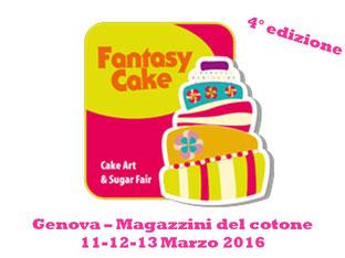 Articoli Per Cake Design Genova : Cake Design a Genova: tutti pronti per il Fantasy Cake ...