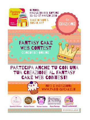 Articoli Per Cake Design Genova : Cake design Fantasy Cake 2016 - Ilovezucchero sito ...