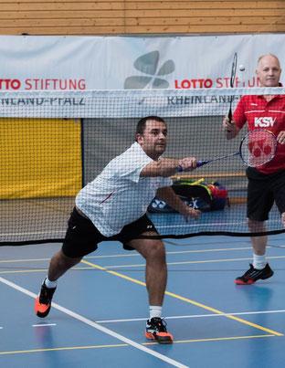 Spitzenspieler Skender Bunjaku überzeugt mit brillanter Technik