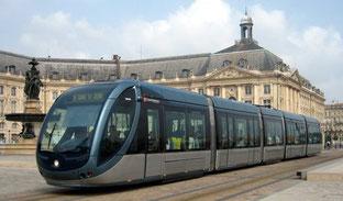 Tramway de Bordeaux - années 2000