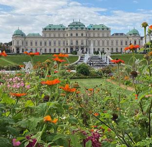 Schloss Belvedere, 06. 08. 2021/Foto: Andreas Brixler