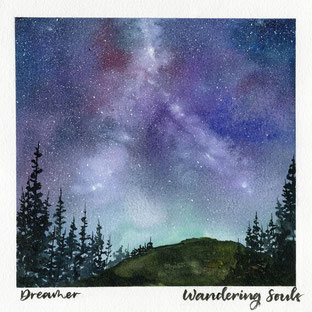 Wandering Souls, Singer/ Songwriter Duo, Dreamer, Dreamer EP,  Country Music, Folk Music, Acoustic Guitar, Acoustic Pop,