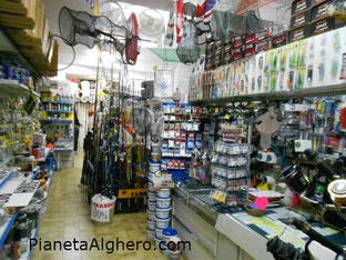 Negozi di pesca Alghero s.o.s. Nautica