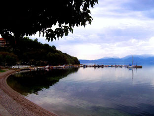 Beach near to Arta