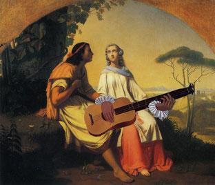 Une corde brisée aux doigts du guitariste Et pourtant je vous dis que le bonheur existe