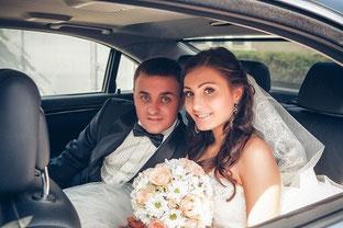 chauffeur transfert mariage