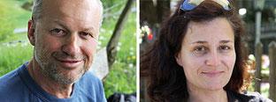 Michael Reimer und Katrin Susanne Baur