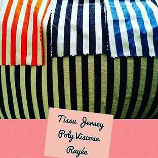 tissu pour habillement de femme enceinte, tissu pour t-shirt breton