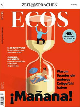 Ecos Spanisch lernen - Mañana!