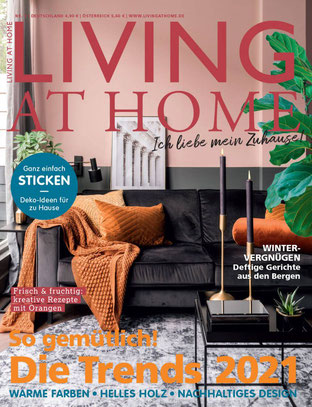 Living at Home Magazin - Die Trends 2021