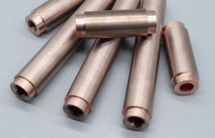 Wolfram Kupfer Bauteile, WCu, CNC Fertigung, Fräsen, Drehen, Schleifen, Erodieren
