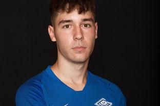 Millan Burovac erzielte gegen den FCM II das 1:0 (Foto: Deutzmann)