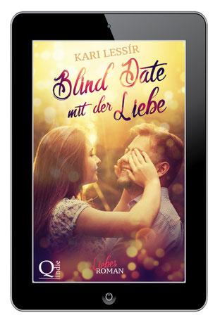 Cover zu »Blind Date mit der Liebe«