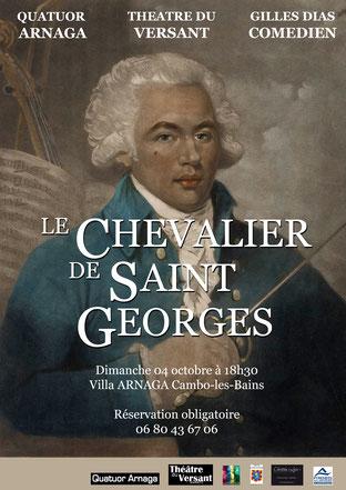théâtre du Versant - Biarritz - Musique - Quatuor Arnaga - Arnaga - Spectacle - spectacle musical - Mozart