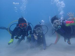 石垣島でのんびりダイビング「ハロウィン」ヒートハートクラブ