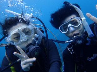 石垣島でのんびりダイビング「いよいよ年末年始」ヒートハートクラブ